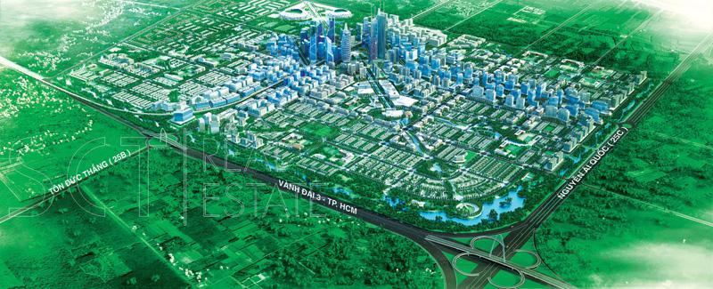 Dự án Đông Sài Gòn