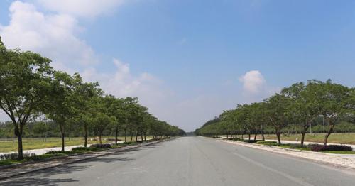 ĐÔNG SAIGON có vị trí chiến lược dễ dàng kết nối với các khu vực lân cận