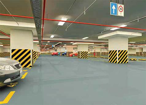 Tầng hầm để xe